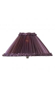Amy 35 Абажур фиолетовый