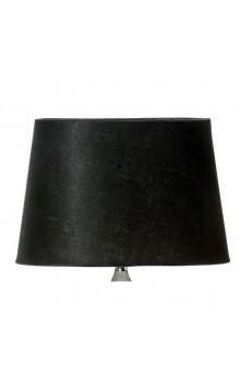 Basic oval 23 Абажур черный