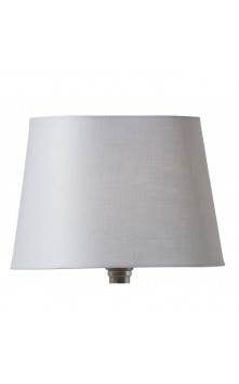 Basic oval 26 серый Абажур