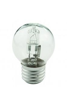 Галогенная лампа  малая прозрачная  E27 20W