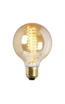 Лампа накаливания  стандартная золотая E27 35W