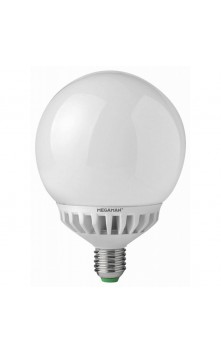 Светодиодная лампа  круглая 120 мм opal E27 8W