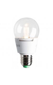 Светодиодная лампа   Mellotone норм.  прозрачная  E27 8W