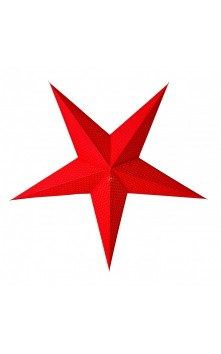 Aino 52 декоративный светильник красный