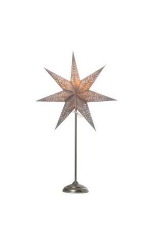 Beatrix декоративный светильник (серебро/серебро)