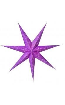 Estelle slim 80 декоративный светильник  (фиолетовый)