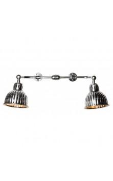 Charlotte Настенный светильник состаренное серебро