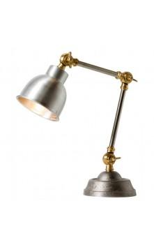 Messina Настольный светильник (алюминий / латунь)