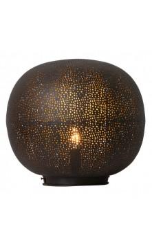Tabriz floor Настольный светильник (античный черный с золотой отделкой)