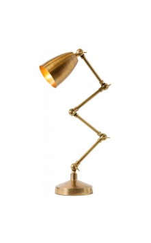 Ziggy Настольный светильник (медь/античная латунь)