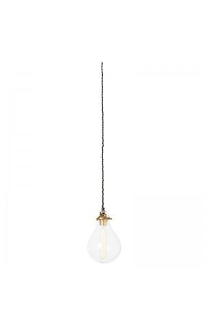 Droppe plain Подвесной светильник (стекло - прозрачное)