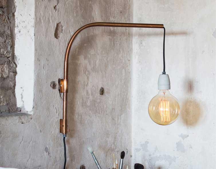 Tuben wall Настенный светильник