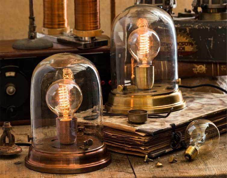 Edison Настольный светильник